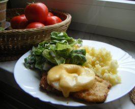 Paluchy czosnkowo-serowe